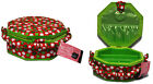 Suzy's Hobby Baskets Small Polka Dot Sewing Basket SB014
