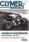 1991-1998 Harley FXD Wide Glide Dyna Low Rider Repair Service Shop Manual M4242