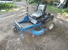 NEW HOLLAND MZ19H COMMERCIAL ZERO TURN MOWER KAWASAKI 19 HP ENGINE 52 DECK