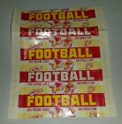 Vintage 1952 '52 Bowman Large Football Wax Pack Wrapper 52458B RARE Topps