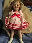 Danbury Mint Shirley Temple Doll Stand Up And Cheer, Dolls of the Silver Screen