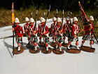 King and Country, Seaforth Highlanders marching lot of 10 glossy, oop rare, AW