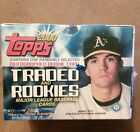 00 TOPPS BASEBALL TRADED AND ROOKIES FACTORY SEALED SET MIGUEL CABRERA RC AUTO