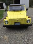 Volkswagen Thing THING 1974 vw thing