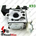 Carburetor For Zama RB K93 A021001691 GT225 SRM225 PAS225 PE225 String Trimmer