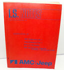 Jeep Eagle IS Note Compilation Shop Service Manual Supplement Updates 1982-84