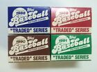 Topps Traded Baseball Set 1988 1989 1990 1991 MINT Griffey Rookie RC GEM?