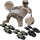 Tactical Combat Elbow Knee Pad Airsoft Paintball For FROG Combat Uniform Suit IP