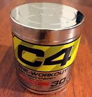 Cellucor C4 Pre-Workout Explosive Energy, 30-servings, Fruit Punch - NEW