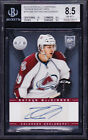 13-14 2013-14 TOTALLY CERTIFIED NATHAN MacKINNON AUTO ROOKIE BGS 8.5 AVALANCHE