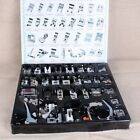 Best Price 32pcs Domestic Sewing Machine Presser Foot Feet Kit Set With Box