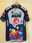 Vintage Mapei GB Cycling Jersey 1990s