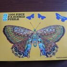 Whimsical Butterfly 1000 Piece Jigsaw Puzzle By F.X. Schmid~New