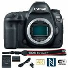 Canon EOS 5D Mark IV MK 4 DSLR Camera Body Only