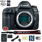 Canon EOS 5D Mark IV DSLR Camera Body Presidents Day Sale