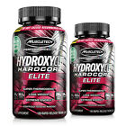 MuscleTech Hydroxycut Hardcore Elite (100 or 180 Capsules) (Best By 1/17