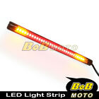 KTM Motorcycle Integrated Dual Intensity Red Brake & Signal LED Light Bar