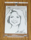 SHAKIRA 2012 Leaf National Exclusive Sketch Card (#1 1)