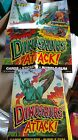 Dinosaurs attack with poster box