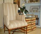 Vintage 1950's Wing Back Chair