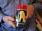 Metal Thermos Barbie Midge Skipper