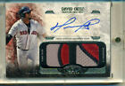 DAVID ORTIZ 2016 TOPPS TIER ONE AUTO DUAL 3 COLOR PATCHES #01 25 EBAY 1 1