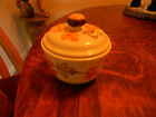 Franciscan October Sugar Bowl with Lid - Dinnerware