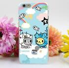 honey Tokidoki Transparent Cover for iPhone 5 5s 6 6s 7 Plus Phone Cases