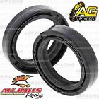 All Balls Fork Oil Seals Kit For Cobra CX 65 2010 10 Motocross Enduro New