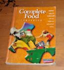 WEIGHT WATCHERS Winning Points Complete Food Companion 2002