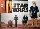 Figure Star Wars original 1980 VINTAGE HAN SOLO HOTH OUTFIT COMPLETE WEAPONS
