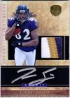 TORREY SMITH 2011 Gold Standard Rookie Auto Jersey Patch Card RC Ravens 525
