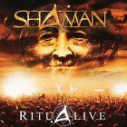 NEW - Ritual Live by Shaman