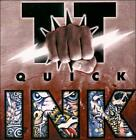 *LIKE NEW* T.T. Quick INK CD 2000 OCEAN Records SUPER RARE!! OUT OF PRINT
