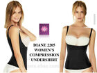Colombian Women's T-Shit with Latex Inside Abdomen Control D&G2205 Bust Lifter