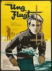 THE 400 BlOWS 1959 rare Danish movie poster Francois Truffaut filmartgallery
