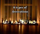 Christmas Decorations Fireplace Mantle Decor Nativity Nutckracker Halloween