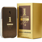 1 One Million Prive by Paco Rabanne Eau De Parfum 3.4 Oz 1.7 Oz MEN New in Box