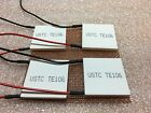 Thermoelectric Modules High Power Peltier Coolers Kryotherm Lot of 4 TEs