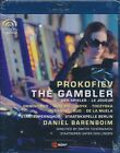 Prokofiev The Gambler Bluray Blu-ray NEW Daniel Barenboim Dmitri Tcherniakov