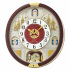 Seiko Melodies in Motion Clock 2016 Musical Christmas Wall Clock Collector