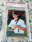 ADRIAN GONZALEZ 2000 Topps Chrome Traded Rookie Card RC BGS 9.5 10 Dodgers HOT