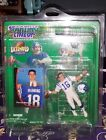 PEYTON MANNING INDIANAPOLIS COLTS EXTENDED SERIES STARTING LINEUP FIGURE IN CASE