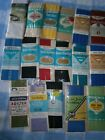 Vintage Lot of 17 Bias Tape/Seam Binding ALL COLORS NEW