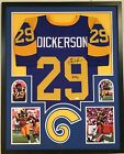 Eric Dickerson Cards, Rookie Card and Autographed Memorabilia Guide 35