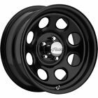 15x8 Black Pacer Soft 8 Wheels 5x55 12 Lifted CHEVROLET TRACKER