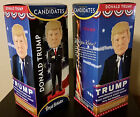 Donald Trump Bobblehead Royal Bobbles Republican   2 pack NEW