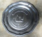Wilton Armetale hand crafted serving dish /trivet Omni 6 1/2