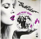 OUTRIDER - No Way Out - Much sought AOR/MELODIC ROCK - CD-RE-Issue/SEALED