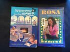 Lot of 2 5th Grade A Beka Reading Books Rosa Windows to the World
